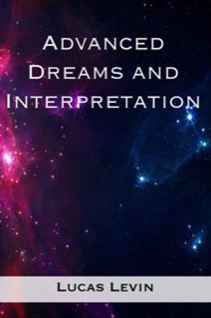 Advanced Dreams & Interpretations Digital Audio Series