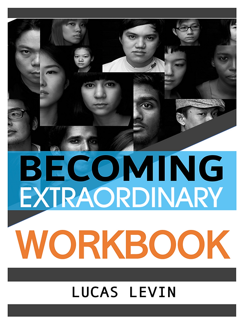 Becoming Extraordinary Physical Workbook