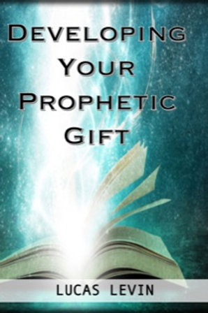 Developing Your Prophetic Gift Physical CD Series.