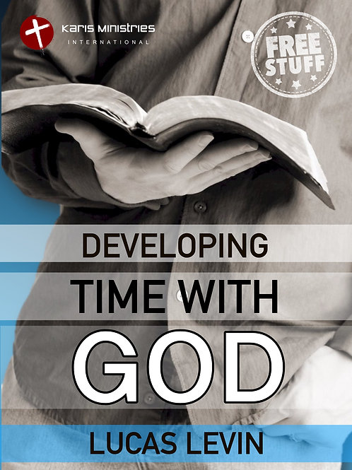 Developing Time with God Physical CD Series