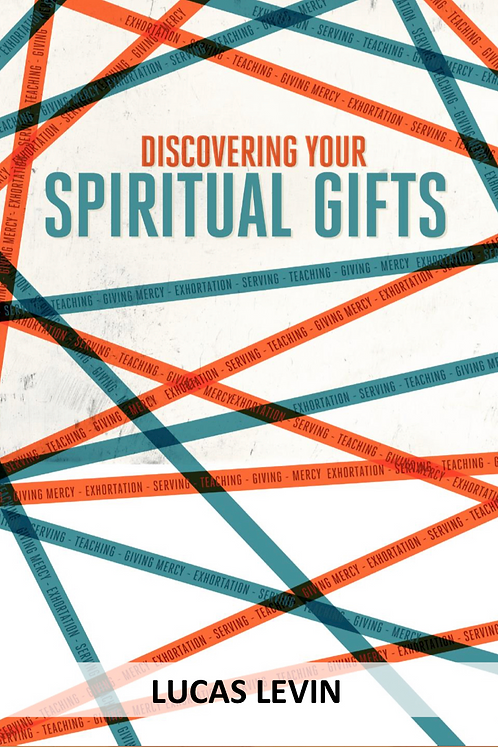 Discovering Your Spiritual Gifts Work Book