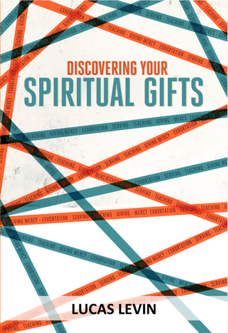 DIscovering your Spiritual Gifts - Front