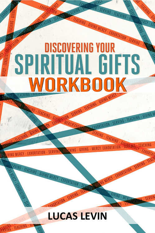 Spiritual Gifts Digital Workbook PDF