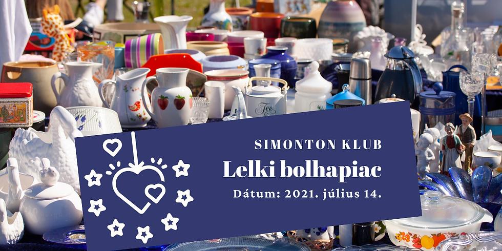 Simonton Klub- Összehangolva   Aktuális témánk: Lelki bolhapiac