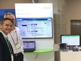 IoT Asia 2018: Industrial Technology from Schneider & Motiv