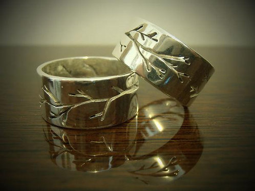 Pierced Tree Ring