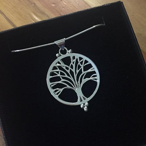 Handsawn Tree Of Life
