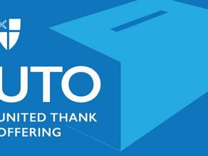 How do we spell gratitude? U-T-O!