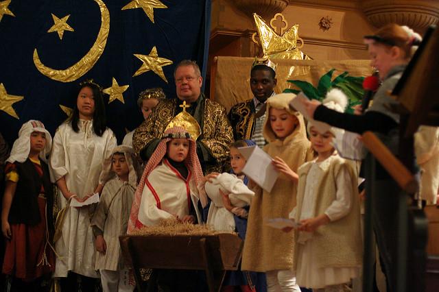 Christmas Pageant Baby Jesus