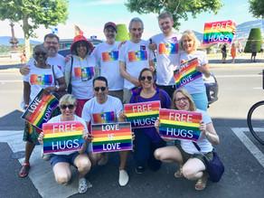 Love, Pride, and Glitter