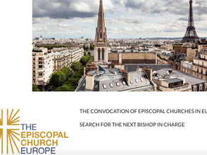 Bishop Search Finalist Candidates Announced