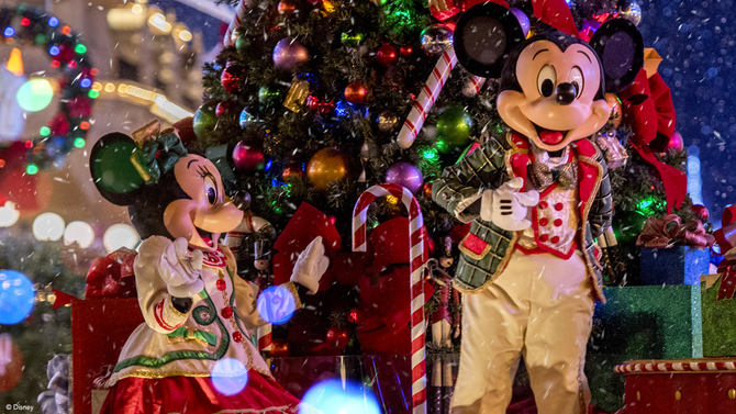 Mickey's Once Upon a Christmastime Parade, Fireworks and More Coming to Disney Very Merriest After H