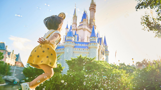 New Special Package Adds Theme Park Magic to Stays at Select Walt Disney World Resort Hotels in 2021