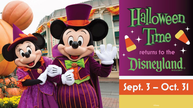 Fall Favorites Return to Disneyland Resort with Wickedly Wonderful Magic For All Ages
