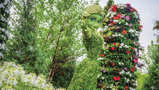 Fresh Flowers and Flavors Spring to Life March 3, 2021, at the Taste of EPCOT International Flower &