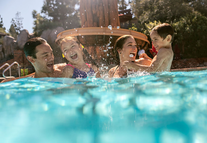 Stay in the Magic; Save up to 25% on Select Rooms at a Disneyland Resort Hotel