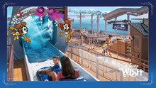 H2-Whoa! Have Fun with Mickey & Friends on First-Ever Disney Attraction at Sea Aboard the Disney Wis
