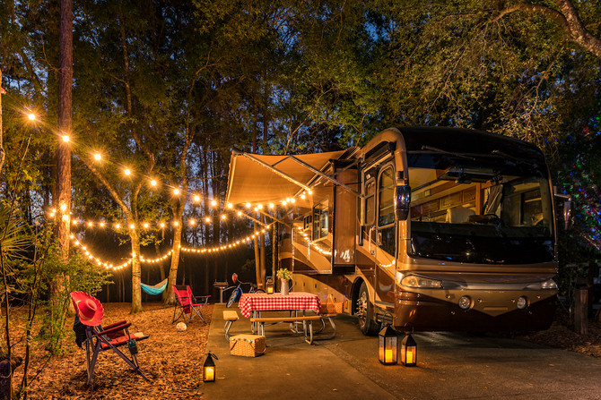 Disney's Fort Wilderness Resort & Campground Kicks Off Spring with Campsite Offer