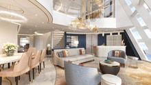 Suite Dreams! Get a First Look at the First-Ever Disney Cruise Line Funnel Suite