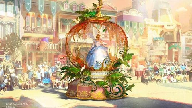 Sneak Peek of the Awe-Inspiring 'Magic Happens' Parade, Debuting Feb. 28 at Disneyland Park