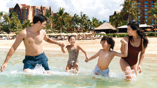Save Up to 30% on Select Rooms for 5-Night Stays at Aulani, A Disney Resort & Spa in Ko Olina, Hawai