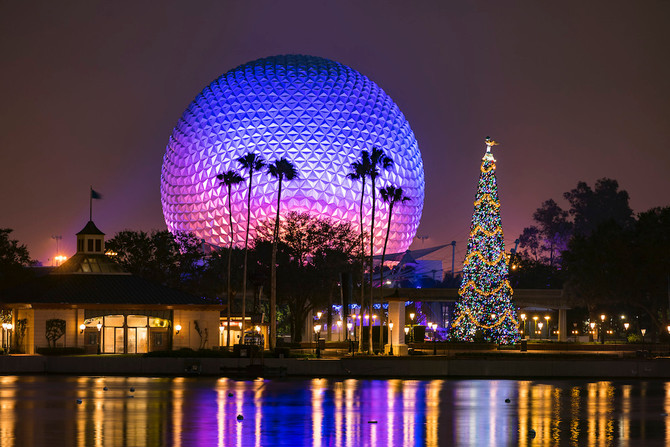 Celebrate the Season with the Taste of EPCOT International Festival of the Holidays Presented by Adv