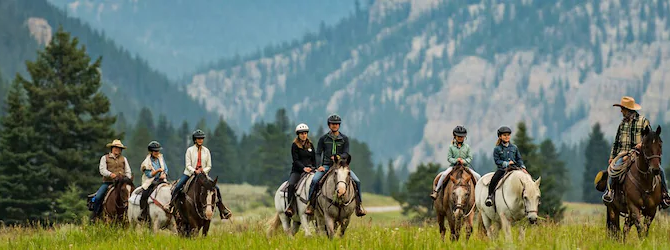 Early Booking Offer: 2022 Montana Land Adventures
