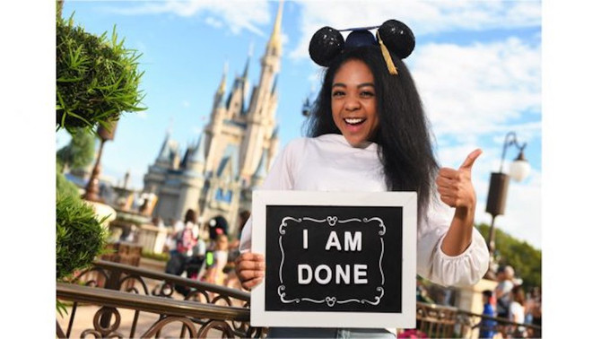 Celebrating a Graduation at Magic Kingdom Park? Book a Capture Your Moment Session!
