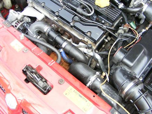 ZR Turbo factory prototype
