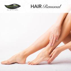 Mint Body Spa Cypress Hair Removal