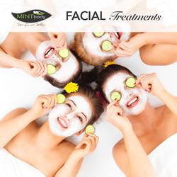 Mint Body Spa Facials Cypress