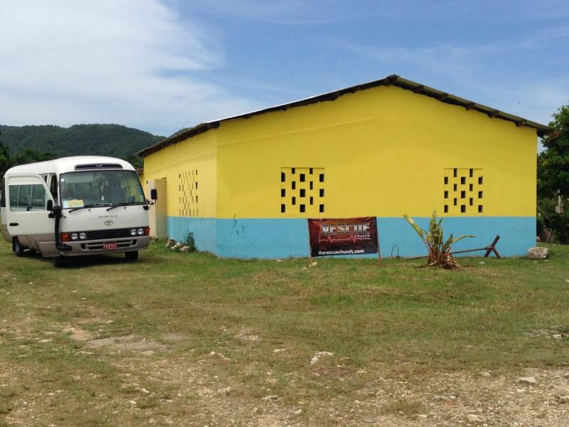 Deeside Campus Building