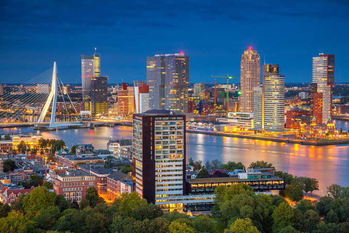 Blaak16 eerste gezonde gebouw in Nederland met Well Gold