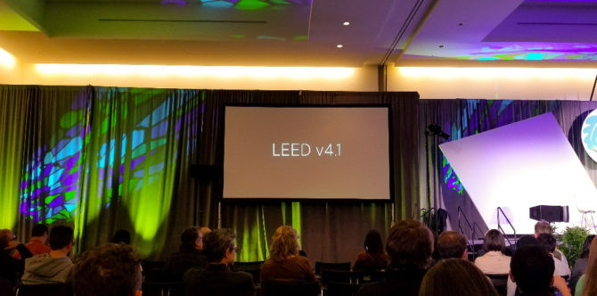 LEED v4.1 Announced by USGBC at Green-build