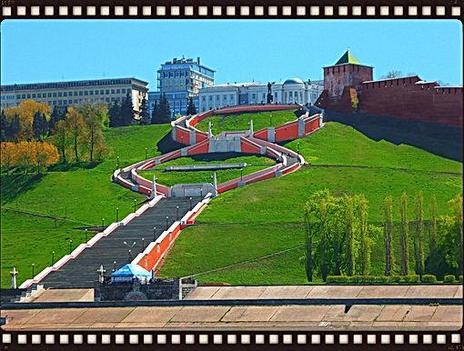 Чкаловская лестница -Нижний Новгород -снять квартиру в НН -8950-625-25-55