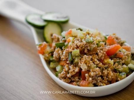 Tabule - Salada Árabe