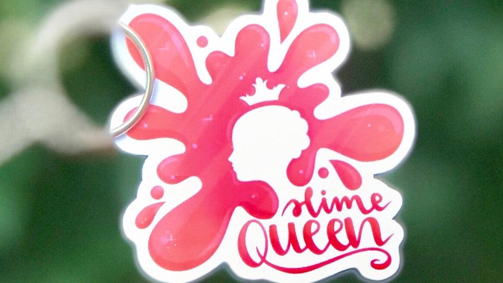 Slime Queen Sticker