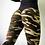 Thumbnail: Camouflage Leggings  High Waist Sportswear Elasticity Wrinkle Leggings 4Color