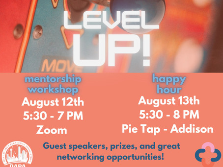 Register for Our Annual Free Mentor Workshop - August 12, 2021