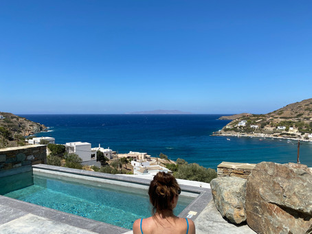 Sunny, stunning, sublime Syros