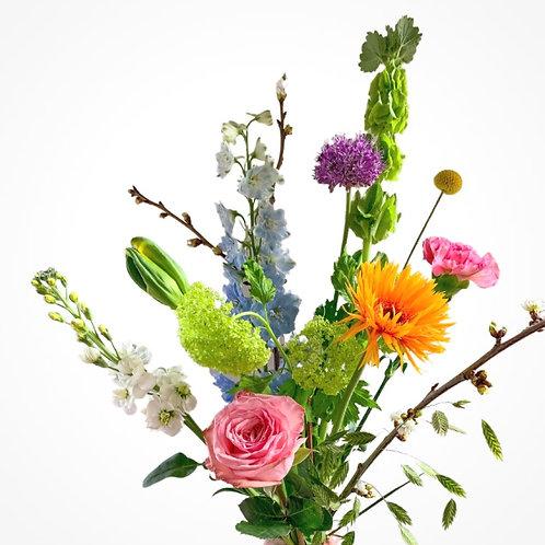 Bloemen abonnement klein