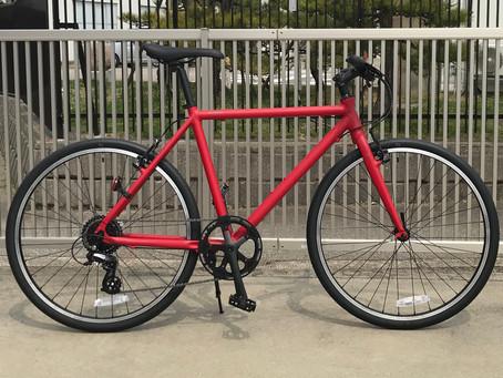 RITEWAY シェファード クロスバイク2020