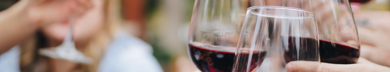 Wein Toasten