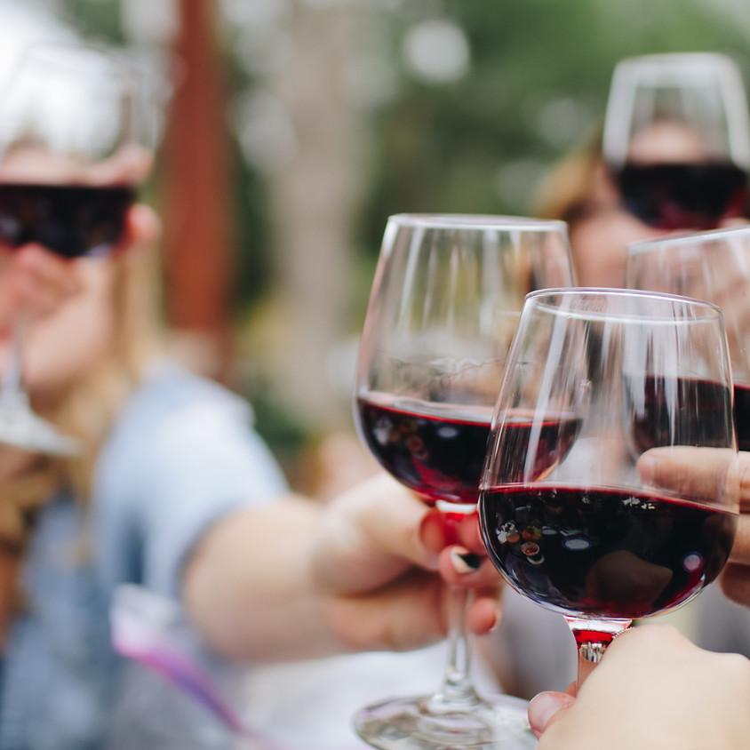 It's wine o'clock in Dornholzhausen !