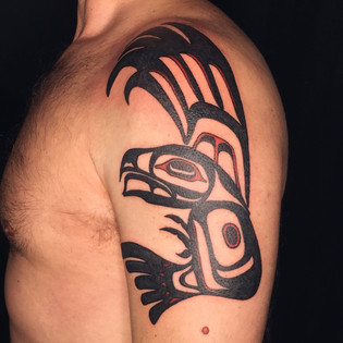 Haida Eagle