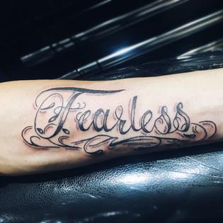 Fearless Script