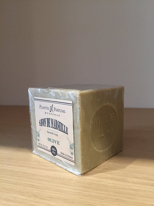 Extra Pure Marseille Soap Olive