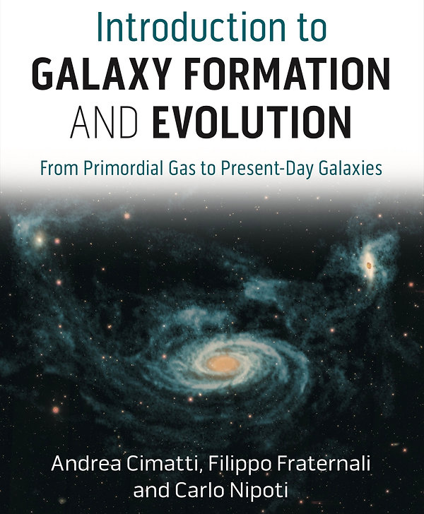 cover galaxy formation book