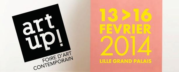 Art Up ! Foire d'art contemporain de Lille