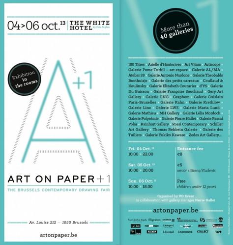Art on Paper+1